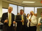 A Toast to Our Clients - TPA's 25th Anniversary