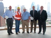 Saint Ann Court Topping Out