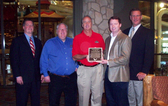 Turner Construction/Great Wolf Lodge awarded for safety excellence