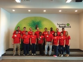 McCarthy Employees Work Together with the Houston Food Bank to Fight against Hunger