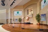 First Colony Church of Christ - New Sanctuary Building