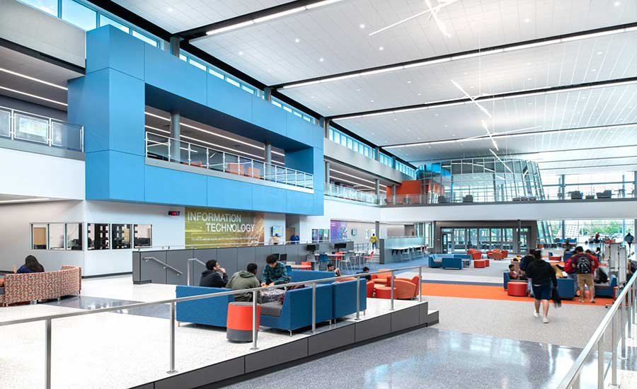 Alief Center for Advanced Careers | PBK Architects