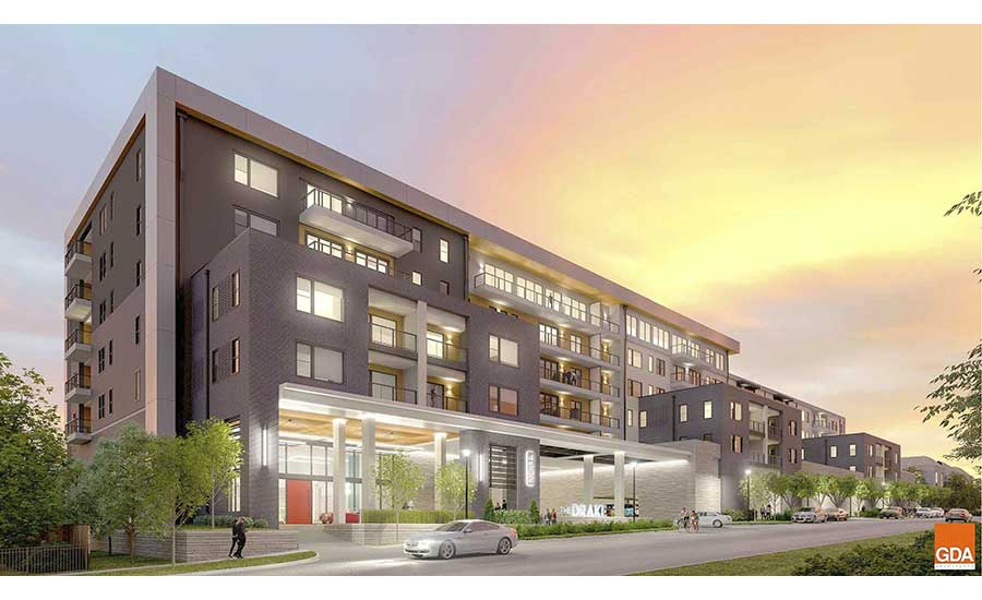 The Drake at White Rock | Moss Construction