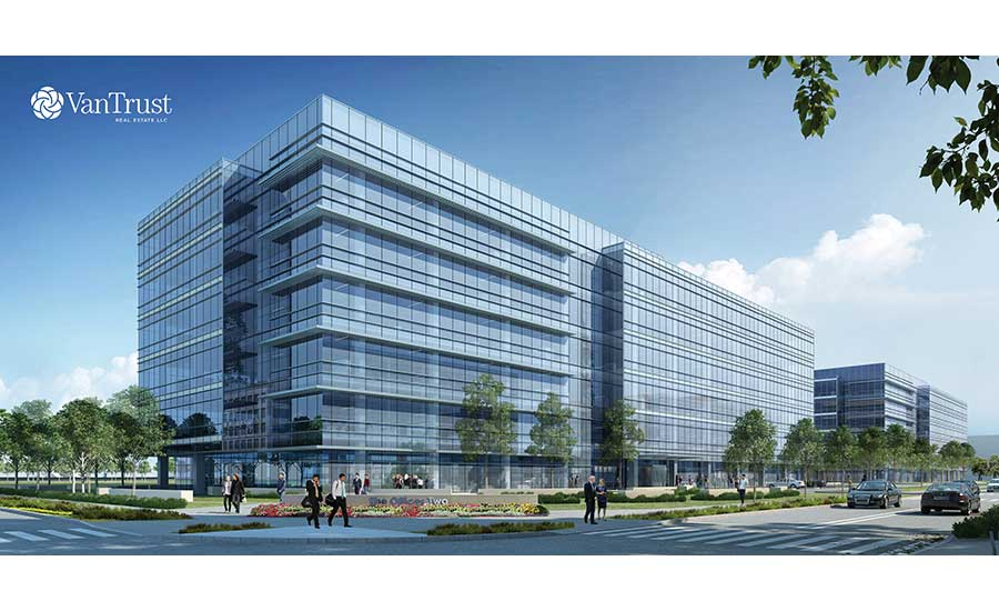 The Offices Two at Frisco Station | VanTrust Real Estate