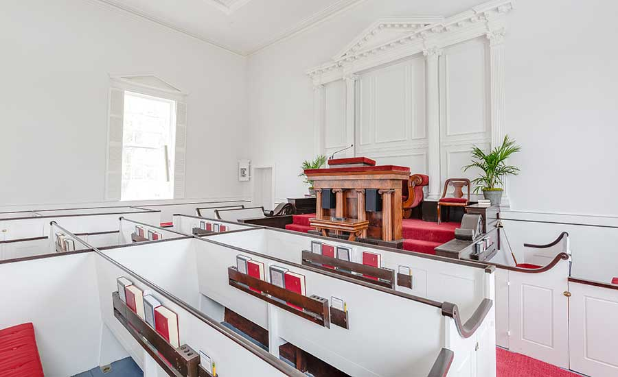 The First Parish Lincoln | Charles Construction Company Inc.