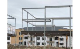 Fabricated Structural Steel Frame