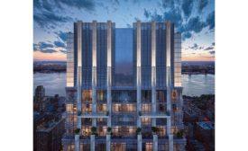200 Amsterdam building