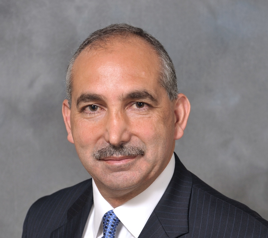 Five Minutes With Sam Sleiman of Suffolk Construction
