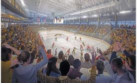Ed Robson Hockey Arena