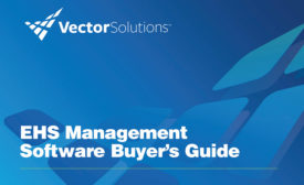 EHS Management Software Buyer's Guide