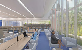 net-zero public library