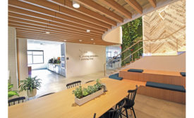 Genmab's new facility in Plainsboro, N.J