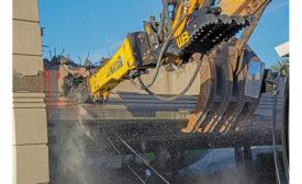 PENTA demolition