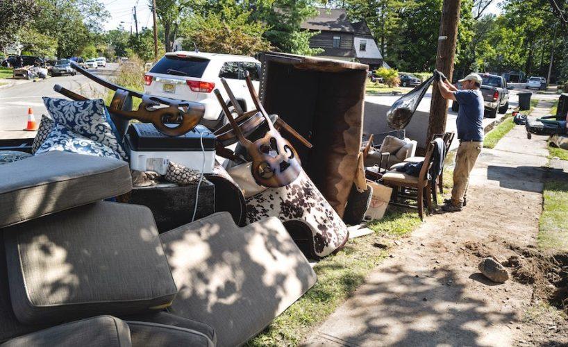 Hurricane Ida floods New Jersey
