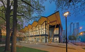 Southwest Neighborhood Library, Washington D.C.