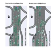 Seattle Interstate 5 Bottleneck