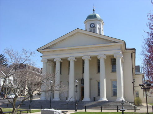 Centre-County Courthouse