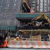 construction park central hotel new york city NYC