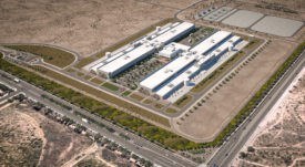 Facebook Arizona Data Facility