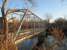 Porters Island Bridge