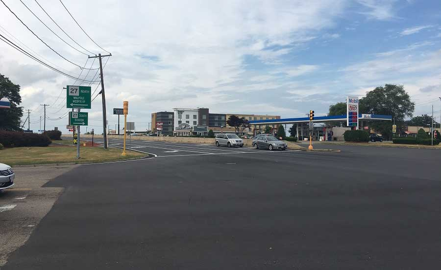 The Junction Of State Route 27 And Us Route 1 2018 08 20