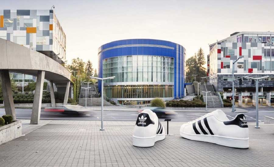 adidas campus office