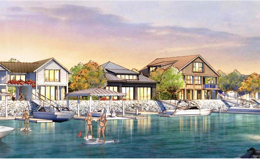 California Delta Fishing Map, Delta Coves Will Offer 560 Waterfront Homes Along A Man Made Lagoon In The California Delta Rendering Dmb Development, California Delta Fishing Map