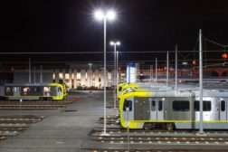 Gold Line Facility Gets LEED Gold