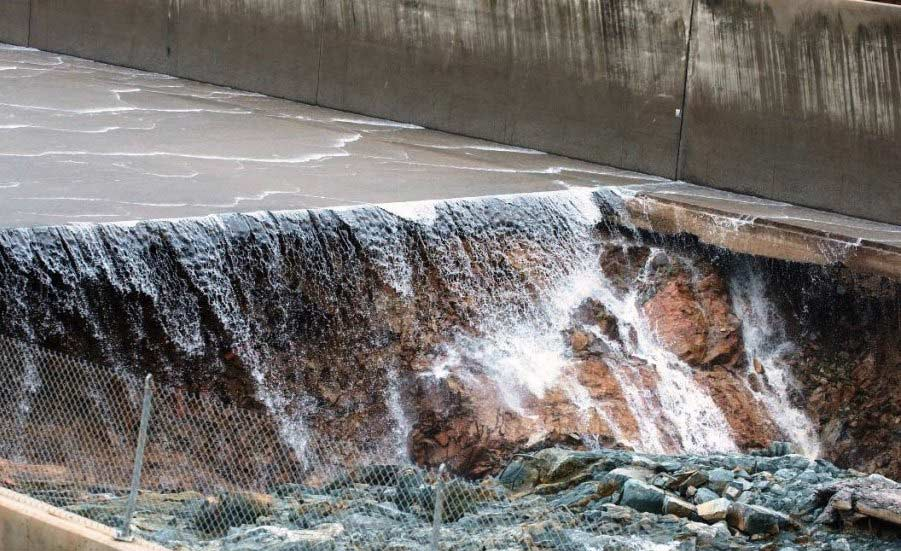 California Awards Kiewit Contract for Oroville Spillways Repair