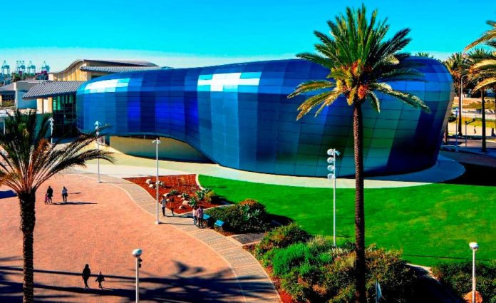 Aquarium Of The Pacific Completes