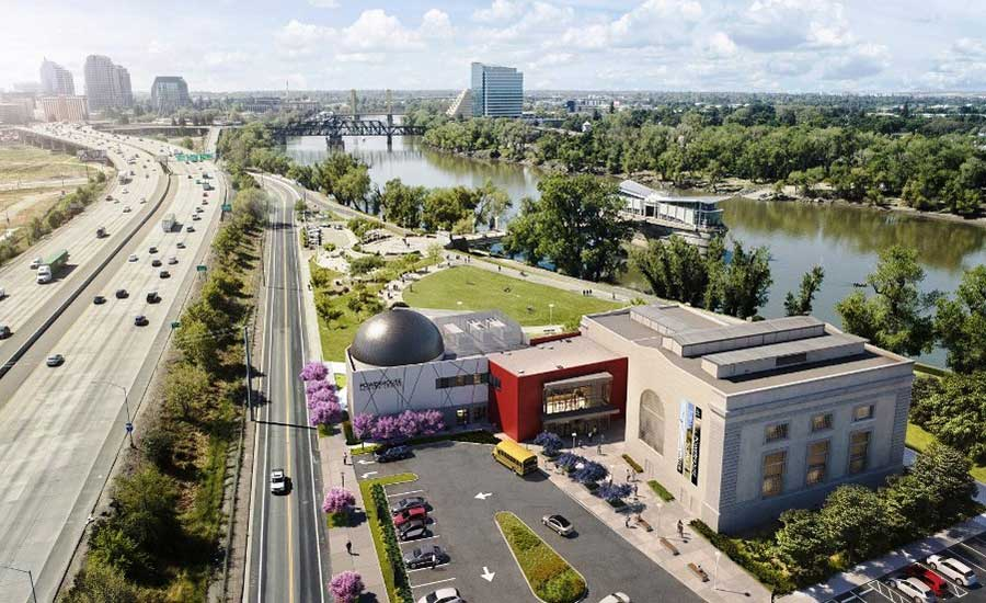 Construction Begins On 50 Million Powerhouse Science Center Project In Sacramento 2018 06 15 Engineering News Record