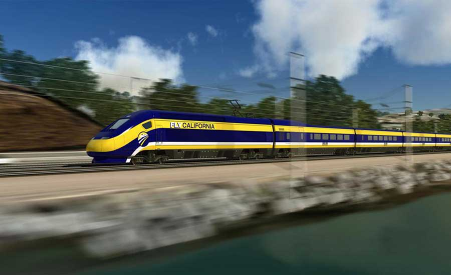 California High-Speed Rail Announces Bid Results for Central Valley