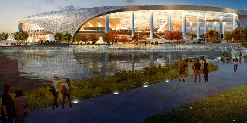 Hks Talks Rams Stadium At La Construction Conference 2017 01 27 Enr