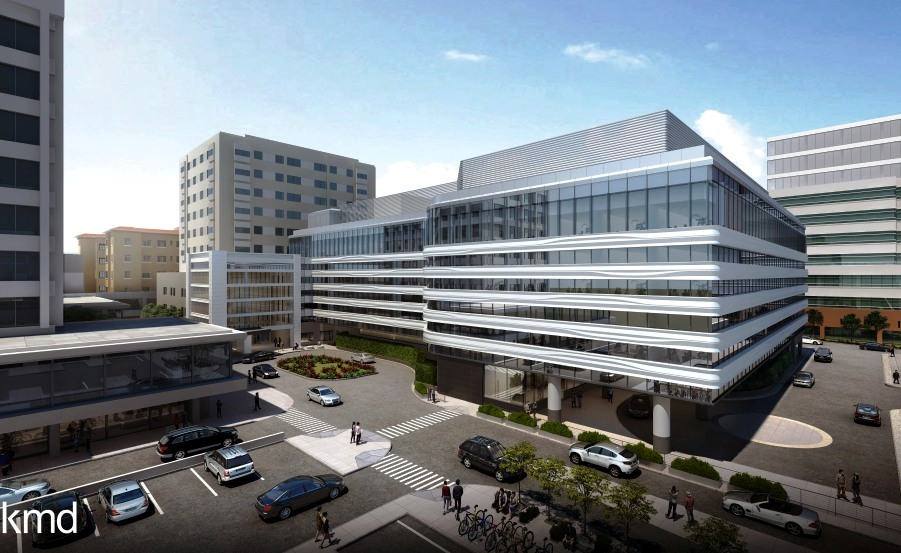 Skanska to Break Ground on New Hospital Tower in Hollywood