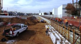 San Gabriel Trench Project