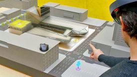 Trimble Microsoft HoloLens