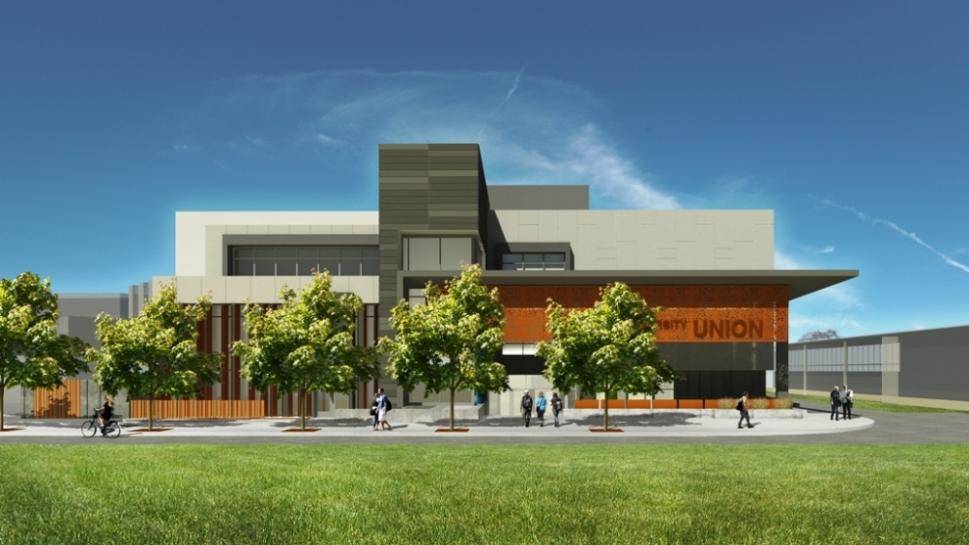 Sacramento State University Union Building