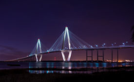 Ravenel Bridge by Scott D. Butcher