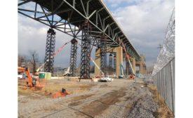 Delaware River Bridge Open