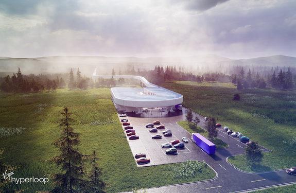W. Va. Hyperloop