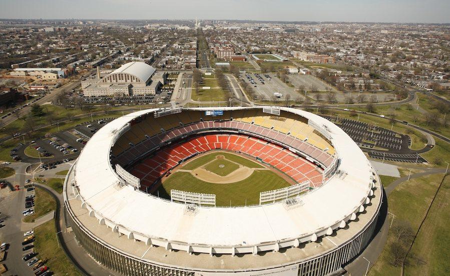 D C Seeks Contractor To Demolish Rfk Stadium 2019 09 11 Engineering News Record