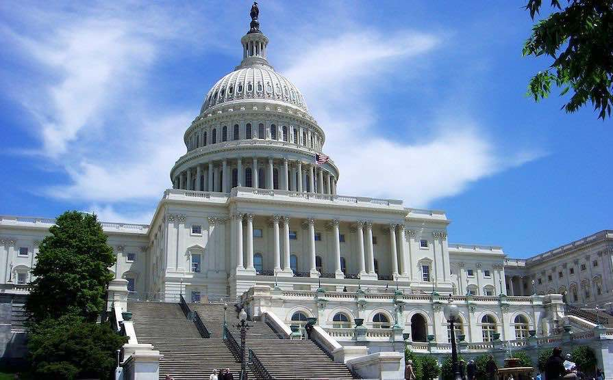 House Bill Has $1.9B to Upgrade U.S. Capitol Security