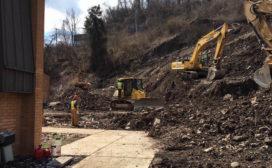 Pitt Landslide