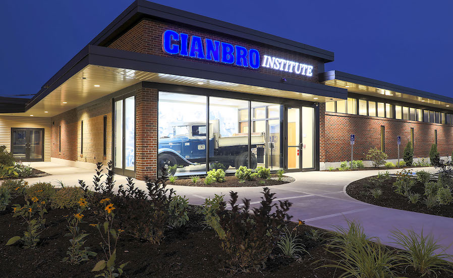 Cianbro Opens New Workforce Development Facility