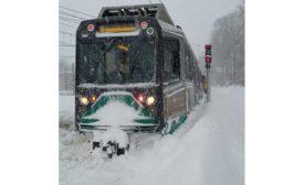 Green Line winter