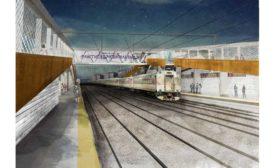 Pawtucket station