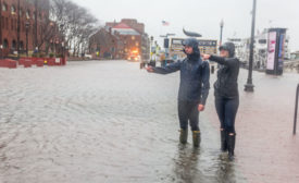Boston Floods