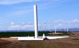 Biglow Canyon Wind Farm in Oregon