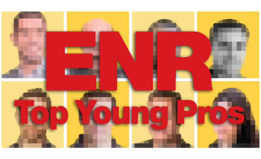 ENR New England Announces Top Young Professionals