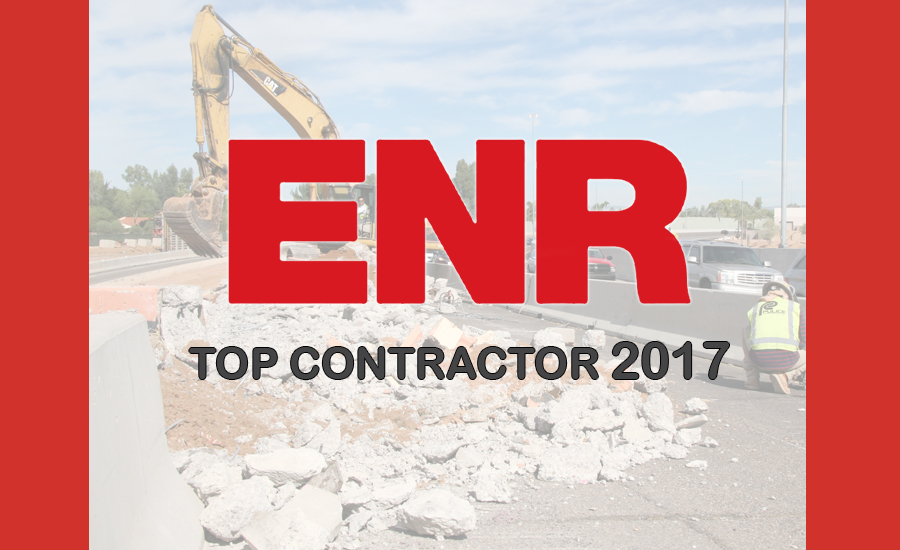 Participating Firms, 2017 ENR Northwest Contractors Survey